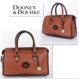 Dooney & Bourke Vtg  ALL WEATHER LEATHER Satchel